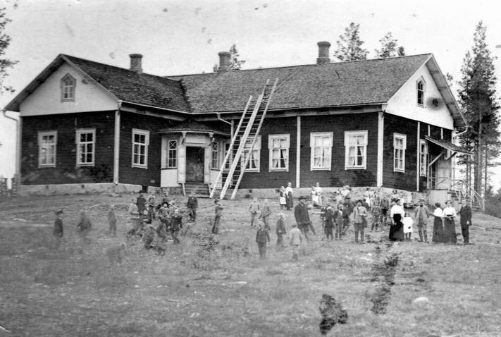 Haapasalmen koulu